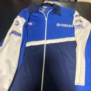 Yamaha racing jacket large
